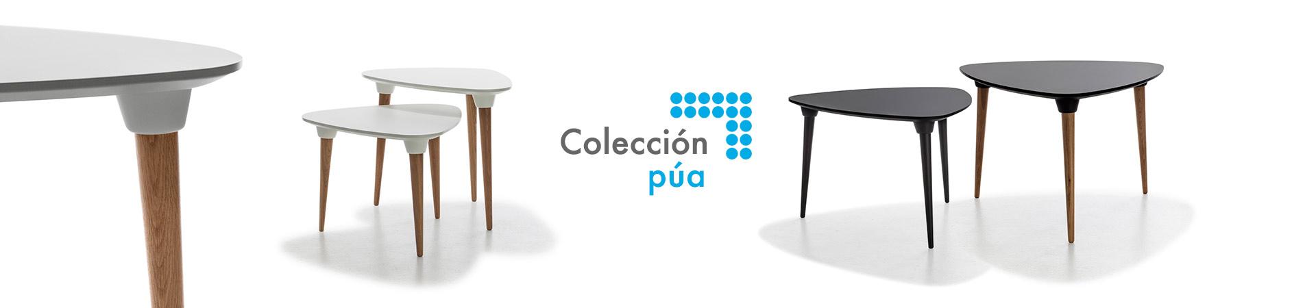 colección mesas púa