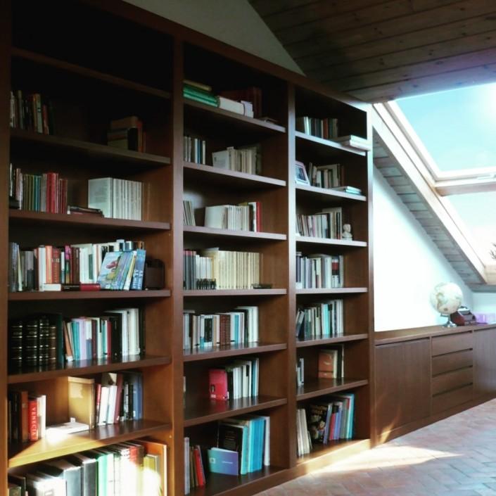 Librería diseño a medida