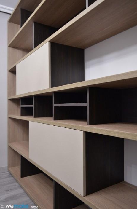 we make home - diseño de librería a medida