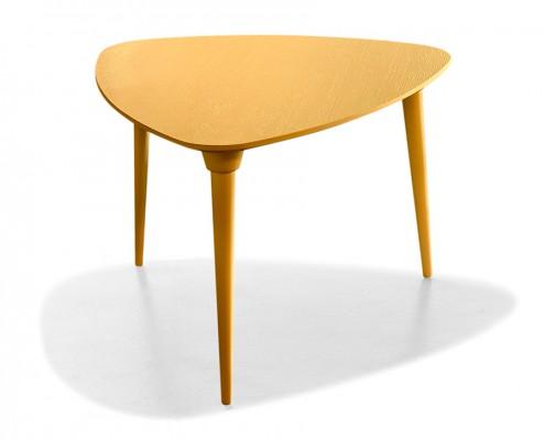 mesa púa amarilla