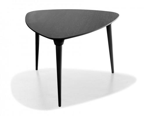 mesa púa equilátero roble