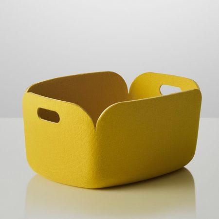cesta restore amarilla