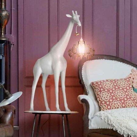 Lámpara Jirafa In Love Xs de Qeeboo - venta online