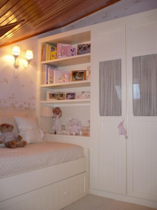 armario a medida dormitorio infantil
