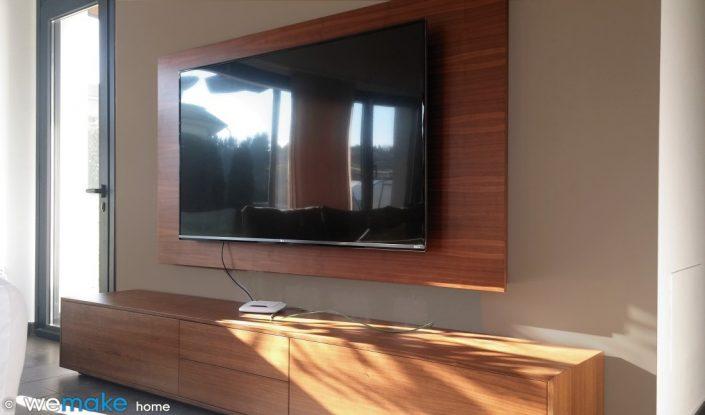 wemakehome, mueble TV diseño a medida