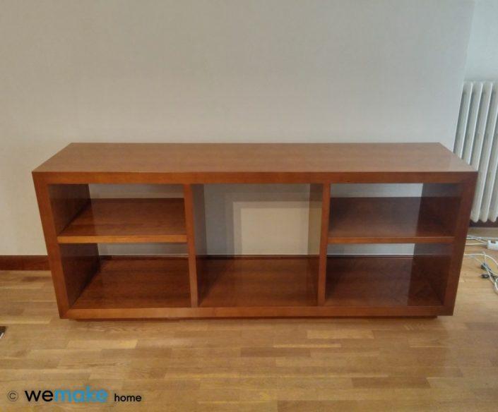 Mueble para TV y equipo de música 180x42x75