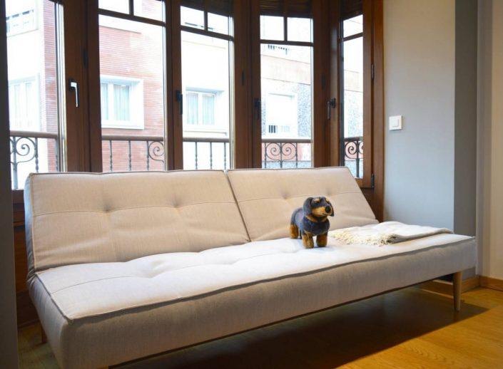 sofás cama en Gijón Asturias