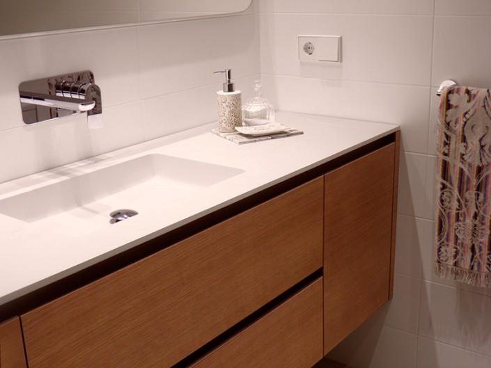 wemakehome, galería muebles baño