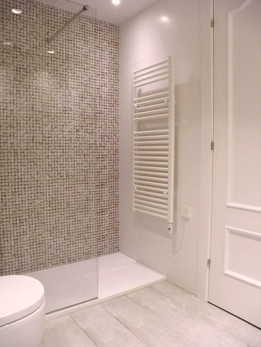 baño we make home ducha radiador