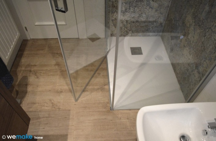 wemakehome - diseño de baño moderno